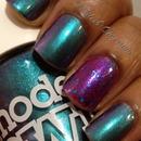 Models Own - Aqua Violet