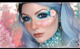 Vintage Muse Makeup | Avant Garde Marie Antoinette Inspired
