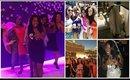 Bride TURN UP !  - My Las Vegas Bachelorette Party Vlog
