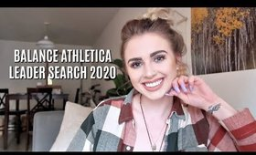 Balance Athletica Leader Search 2020 Submission! Brenna Burk