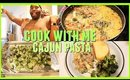 COOK WITH ME | Easy Cajun Pasta Recipe