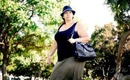 Casual with a twist of Classy!  Plus Sized OOTD & LOTD (Summer look book).