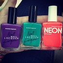 American Apparel Nail Polishes
