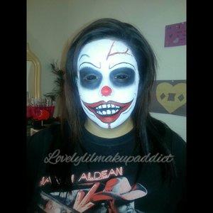 For more Halloween looks @lovelylilmakupaddict