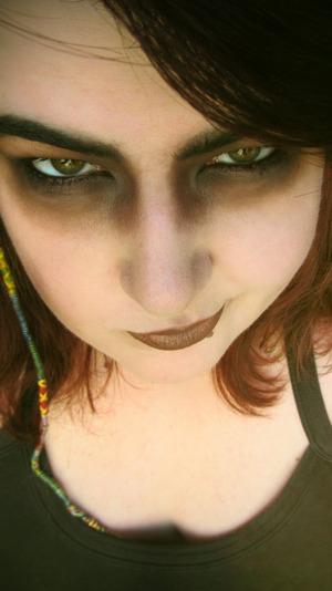 Tim Burton's 'Dark Shadows' inspired mayhem.