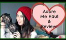Adore Me Haul & Review! | Intimates Subscription