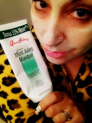 It's great for acne n black heads.