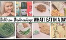 Wellness Wednesday #1 | What I Eat In A Day (Realistic + Vegetarian)
