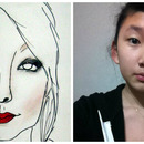 Custom Face Charts: Yuri