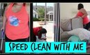 SPEED CLEANING | POWER HOUR CLEANING ROUTINE