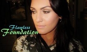 Flawless Foundation Routine + Highlighting & Contouring!