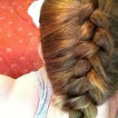 inside out plait