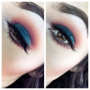 Check out my YouTube channel for this eye look YouTube name is CrystalVanity