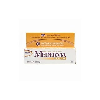 Mederma Scar Cream with SPF 15