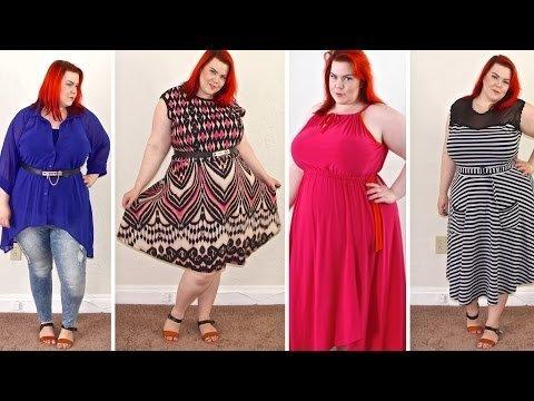 145e700a5e05e0 Plus Size Clothing Haul   Try-On  City Chic