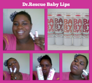The New Baby lips are OUT check out my review  http://www.youtube.com/watch?v=se8pWd_YZMo