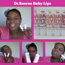 New Baby Lips Dr.Rescue