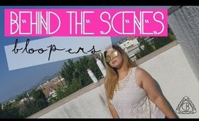 BEHIND THE SCENES and BLOOPERS  | Hiiyooitscat