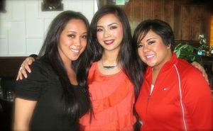 Judy, Shy B. and Me ;)