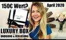150€ Wert! Luxury Box April 2020 | Unboxing & Verlosung