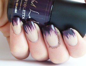 Feminine Nails  http://naillovin.blogspot.co.uk/2012/11/the-lazy-15-challenge-day-7.html