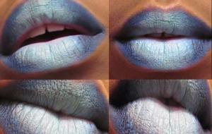 Sugarpills Velocity and Laura Mercier Caviar Stick eye color in Sapphire ♥  www.facebook.com/threegoldenapples