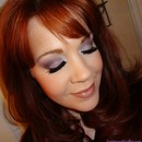 Fall Faves: Plum Tones using Glamour Doll