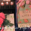 DIY natural Rose water PERFUME Hair and skin treatment