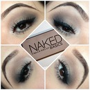 Urban Decay Naked Basics Palette Eyes
