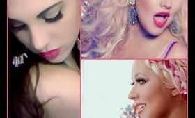 Christina Aguilera Your Body Makeup Tutorial