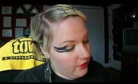 Lady Gaga Edge Of Glory Music Video Makeup
