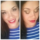 Bold Lippie And Eyes