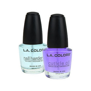 L.A. Colors Nail Treatment