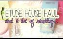 Etude House Haul with Lyan & a lot of rambling!