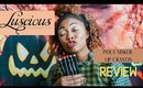 REVIEW: Luscious Cosmetics Pout Maker Lip Crayon (with Lip Swatches!)