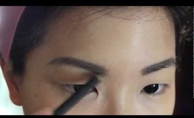 Dramatic Valentines Makeup - Perfect for a Date Night
