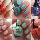 OPI mini Hawaii collection