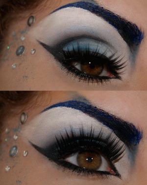 Sugestão de maquiagem para carnaval