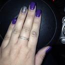 Loving my new manicure.
