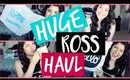 HUGE ROSS Haul
