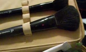 Whats in my everyday makeup bag Dec 7th 2012.