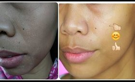 Winter Night Time Skin Care Routine for Flaky/Dry Skin | AirahMorenaTV