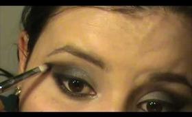 Jessica Alba Inspired Cat Eye