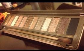 Naked 3 Palette tutorial!