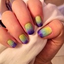 Manicure Monday: Ombre Nails Take 2
