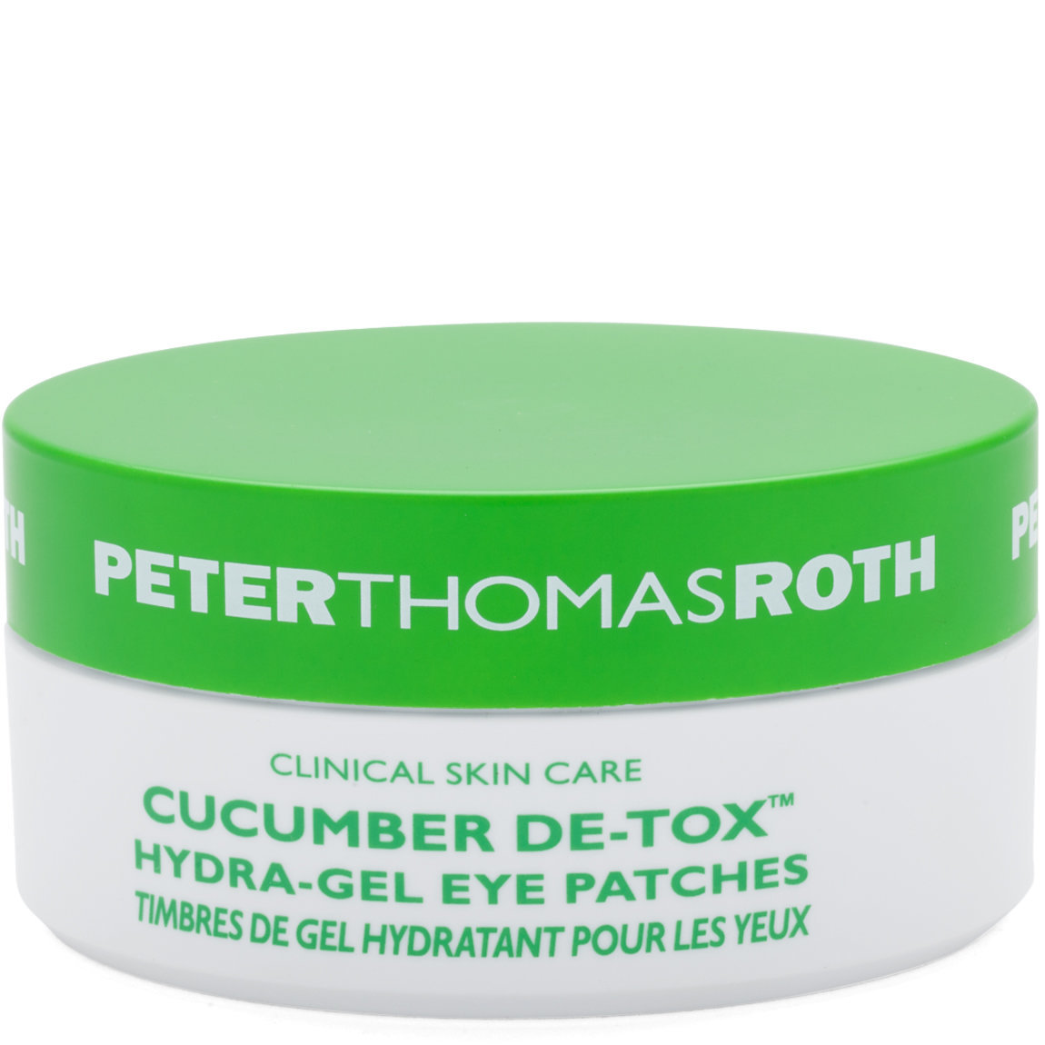 Peter Thomas Roth Cucumber Hydra-Gel Eye Patches product swatch.