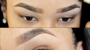 CLICK HERE TO WATCH TUTORIAL https://www.youtube.com/watch?v=fTcx50kghg0 Eyebrow Tutorial! Get your perfect brows today. I always wished I had a big sister to show me how to do my brows. But as many of us we learn on our own and we have to go through that ugly stage because we don't know what we doing. Well I did. Well you don't have to go through that, because you have me! So learn how to do your brows the right way and enjoy! LEAVE A COMMENT xoxo