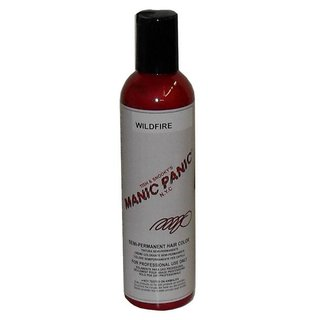 Manic Panic 8oz Salon Size Bottles of Amplified Hair Color
