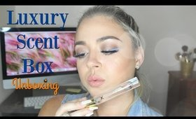 """Luxury Scent Box """"Unboxing""""   Beauty by Pinky"""