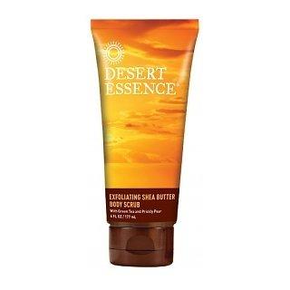 Desert Essence Exfoliating Shea Butter Body Scrub